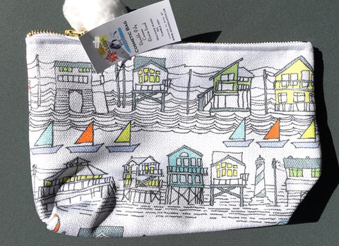 Houses of OBX Wash bag