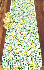 Stars and Berries Table Runner