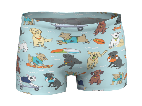 Doggie Sporty Shorts