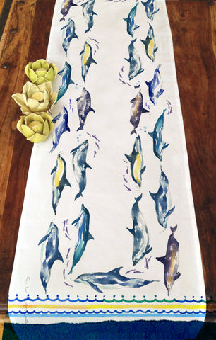 Play All Day Table Runner