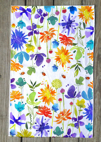 Full Bloom T Towel