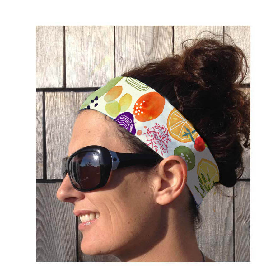 Fruity Head Band