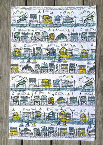 Beach Houses of the Outer Banks Towel