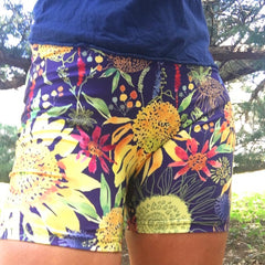 Sunshine Sporty Shorts
