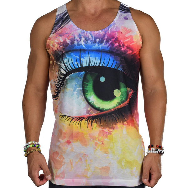 rave tank tops for guys