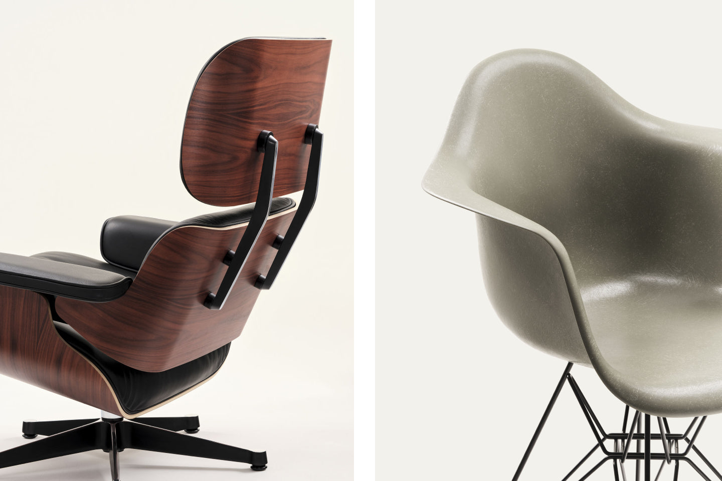 eames lounge chair DSW chair vitra