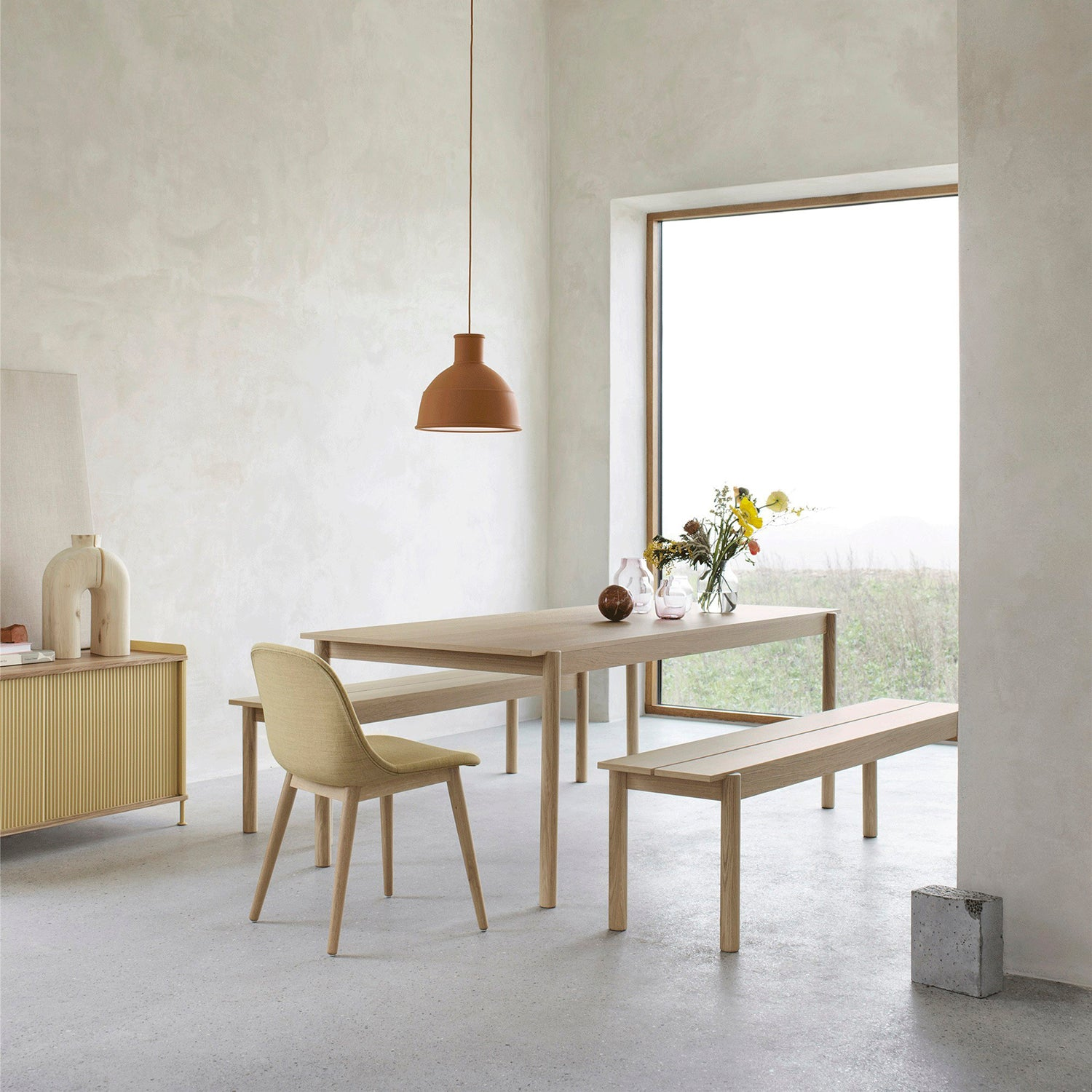 table linear muuto