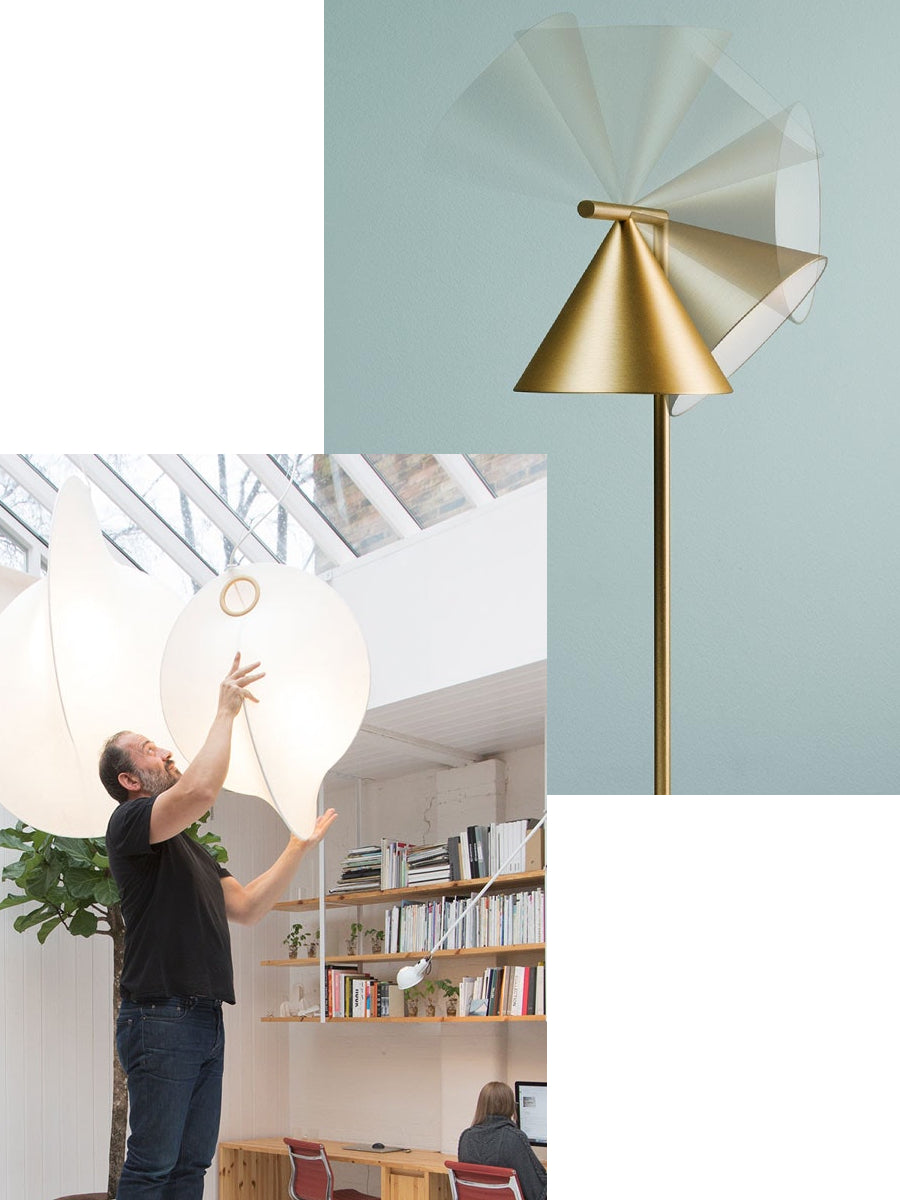 michael anastassiades flos lighting