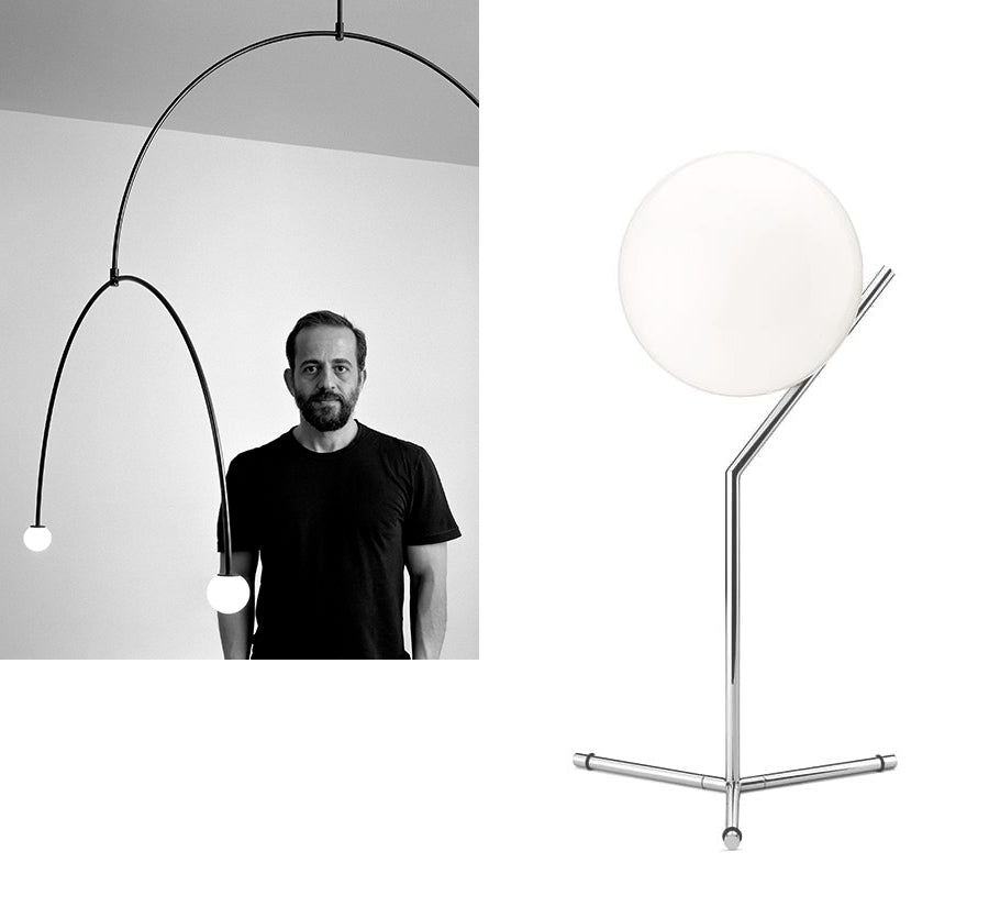 flos IC lamp michael anastassiades