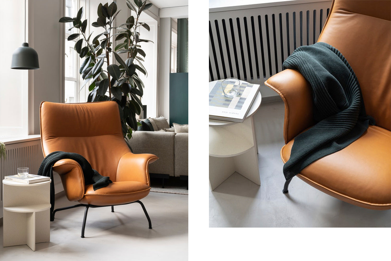 doze lounge chair muuto
