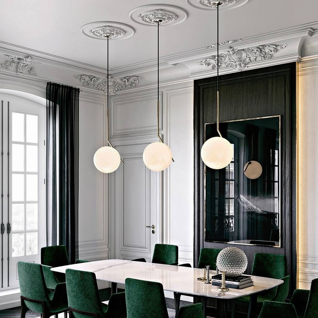 IC pendant lamp flos