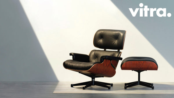 vitra lounge chair eames paris sete