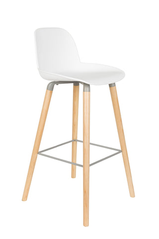 Albert Kuip Counter Barstool (Pack of 2) - Paris-Sete