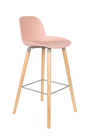 Albert Kuip Counter Stool (Pack of 2) - Paris-Sete