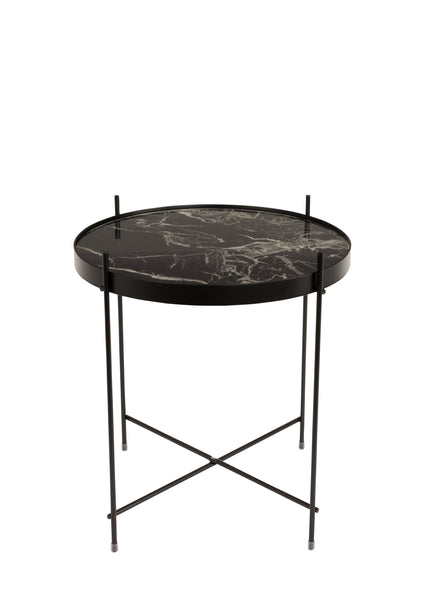 Cupid Marble Side Table
