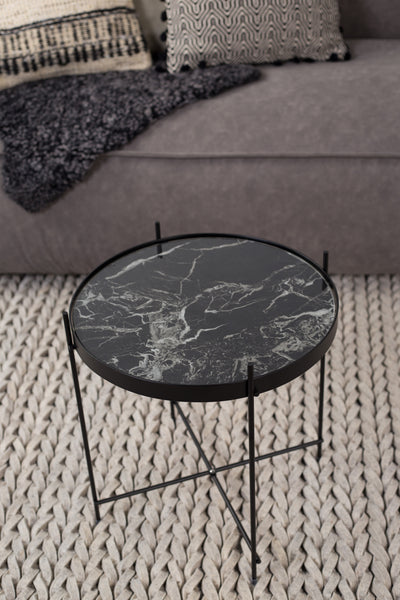 Cupid Marble Side Table - Paris-Sete