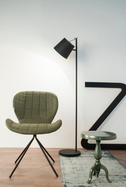 Buckle Head Floor Lamp - Paris-Sete