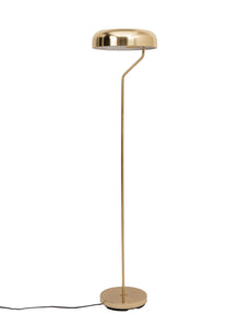 Eclipse Floor Lamp Brass - Paris-Sete