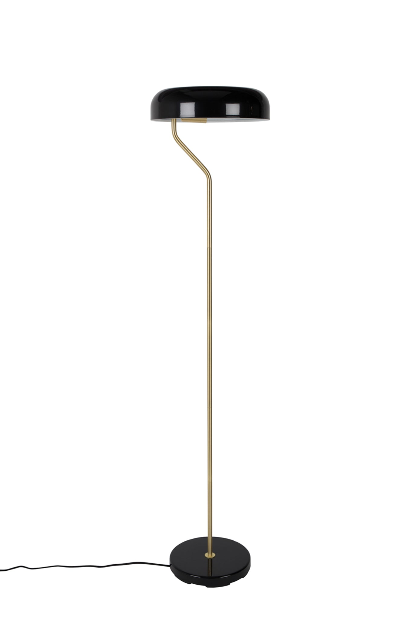 Eclipse Floor Lamp Black