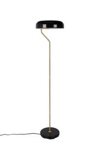 Eclipse Floor Lamp Black - Paris-Sete