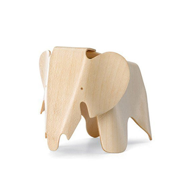 Plywood Elephant (Miniatura) - Paris-Sete