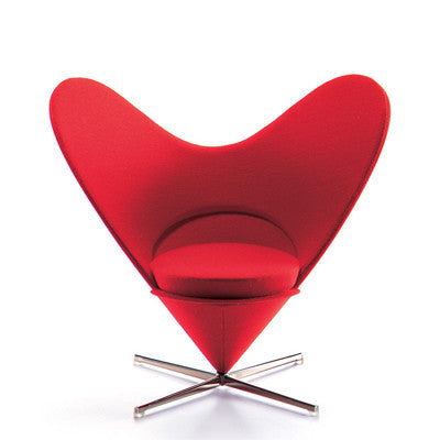 Heart-Shaped Cone Chair (Miniatura) Vitra - Paris-Sete