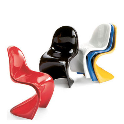 Panton Chair Set de 5 (Miniatura) - Paris-Sete