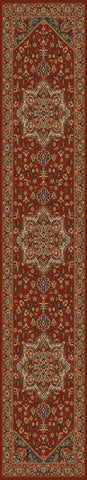 Gashgai Tribal Rust-Red