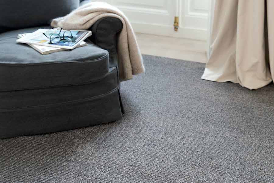 Chelsea Grey Wool-Mix