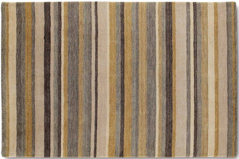 Antique Striped Gold/Grey