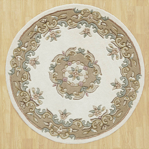 Royal Halfmoon Cream Beige