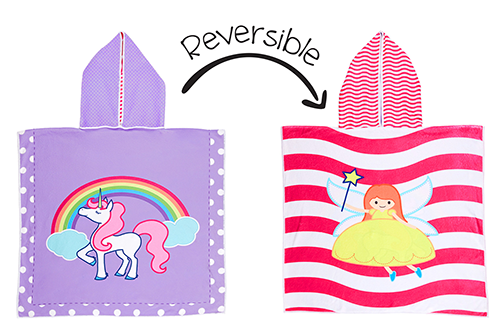 Reversible Kids Cover Up – Fairy | Unicorn