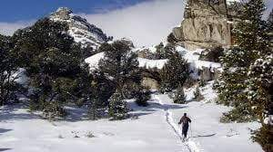 The best places to go snowshoeing in Idaho...and in the US!
