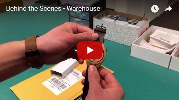 Behind the Scenes - Warehouse