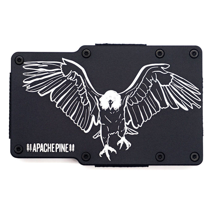 Bald Eagle Wallet by Apache Pine