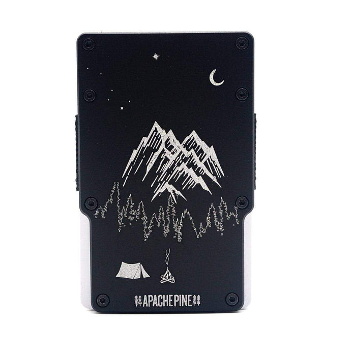 Happy Camper Wallet by Apache Pine