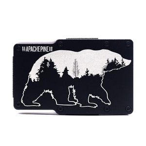 Golden Bear Wallet by Apache Pine