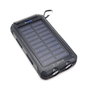 Portable Solar Charger by Apache Pine