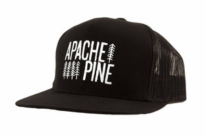 Pine Tree Snapback by Apache Pine