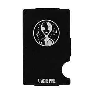 Alien Black Wallet