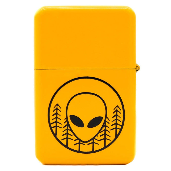 Alien Lighter by Apache Pine