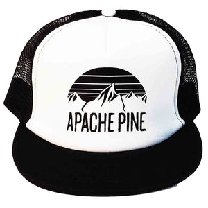 The Ridge Snapback by Apache Pine