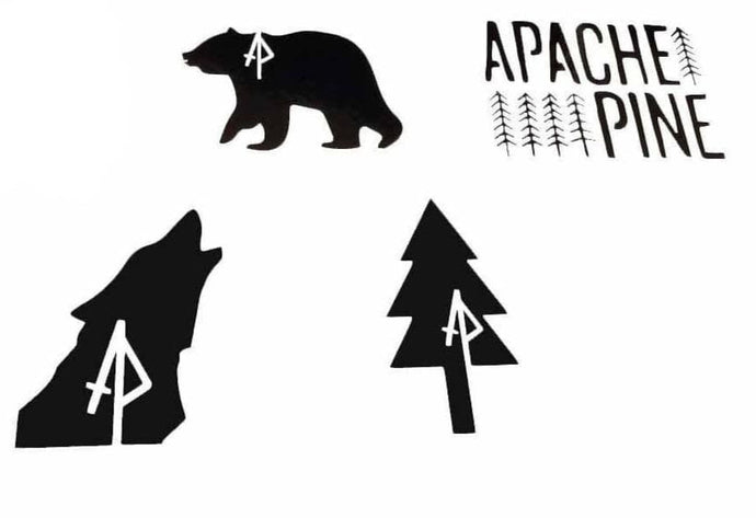 Sticker Packet FOR OCU by Apache Pine