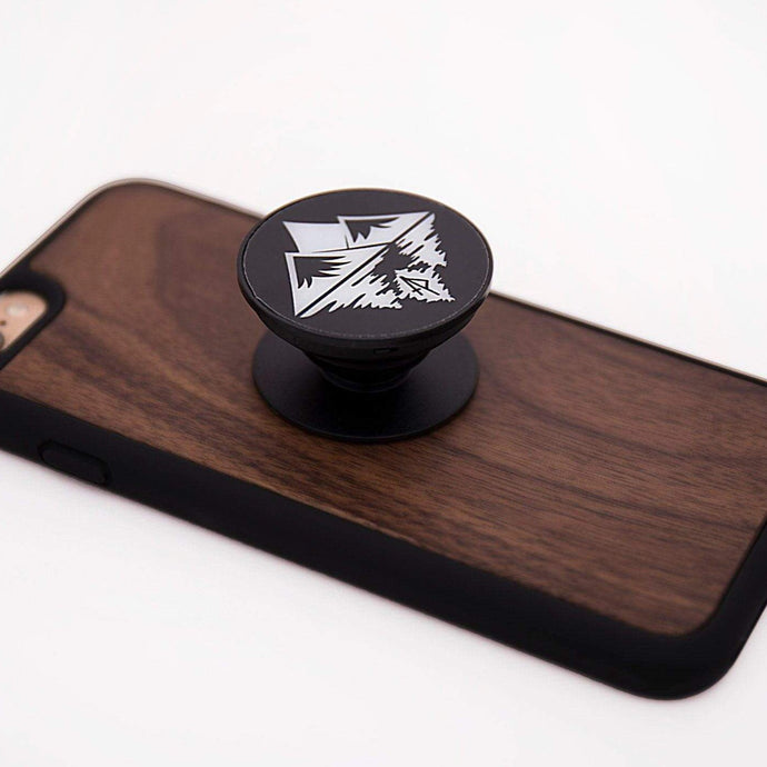 Timber Phone Grip by Apache Pine