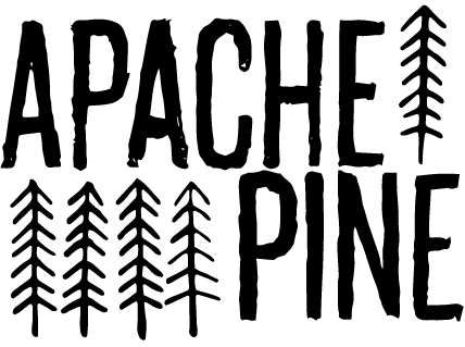 Sticker Packet by Apache Pine
