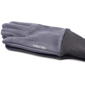 Running Gloves - Grey by Apache Pine