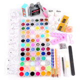 78 Colors Acrylic Nail Art and Manicure Kit - Fräulein3°8 - 2