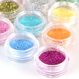 Fräulein3°8 30 Colors Glitter Dust for Nail Art - Fräulein3°8 - 5