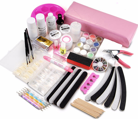 24in1 UV Gel Nail Art  Set - Fräulein3°8 - 1