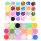 42 Colors Acrylic Nail Art and Manicure Kit - Fräulein3°8 - 2